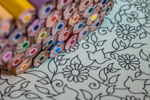 coloriage antistress