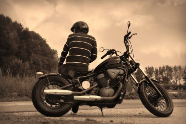 casque de moto